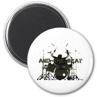 Drum Hero Magnet
