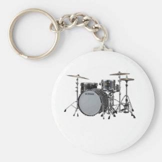 """""""Drum It"""" design gifts and products Keychain"""