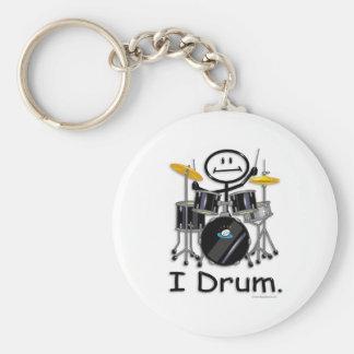 Drum Keychains