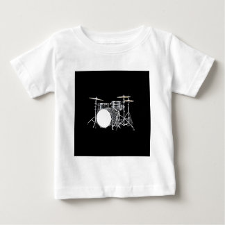 """Drum Kit 2"" design gifts and products Baby T-Shirt"