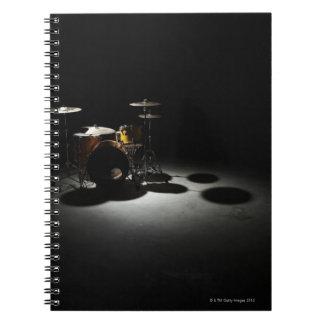 Drum Kit 2 Notebook