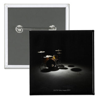 Drum Kit 2 Pinback Button