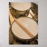Drum Kit 2 Poster