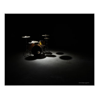 Drum Kit 2 Posters