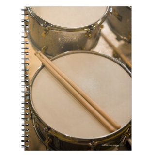 Drum Kit 3 Notebook