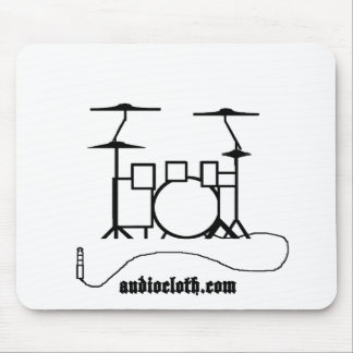 Drum Kit and Cable Mouse Mats