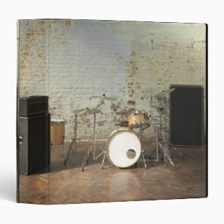 Drum Kit Binder