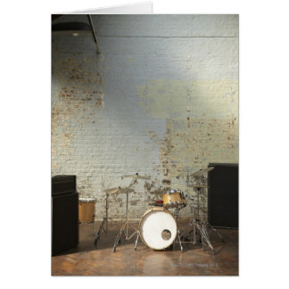 Drum Kit Card