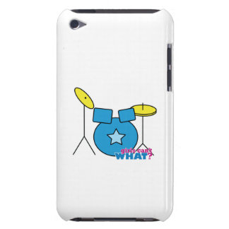 Drum Kit iPod Touch Case