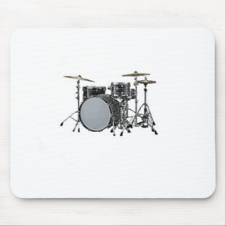 """""""Drum kit"""" design gifts and products Mouse Pad"""