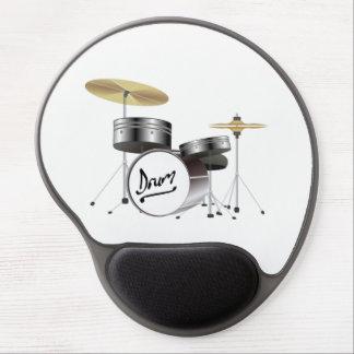 Drum Kit Gel Mouse Pad