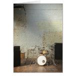 Drum Kit Greeting Cards