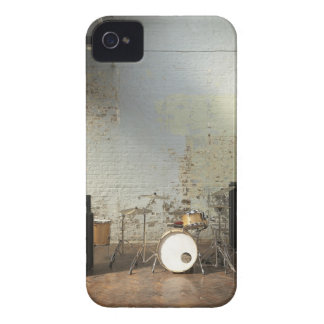 Drum Kit iPhone 4 Cover