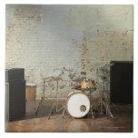 Drum Kit Large Square Tile