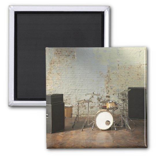 Drum Kit Magnet