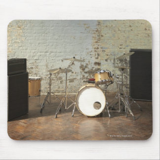 Drum Kit Mouse Pad