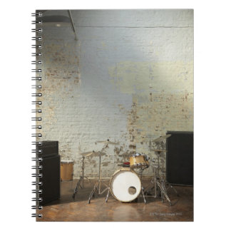 Drum Kit Notebook