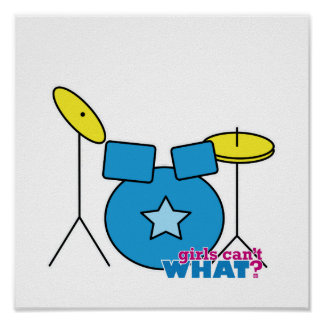 Drum Kit Print