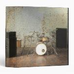 Drum Kit Vinyl Binders