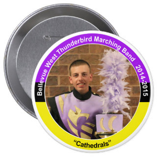 Drum Line NP (2015) Pinback Buttons