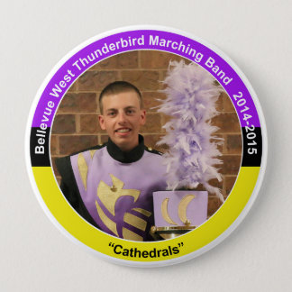 Drum Line NP (2015) Pinback Button