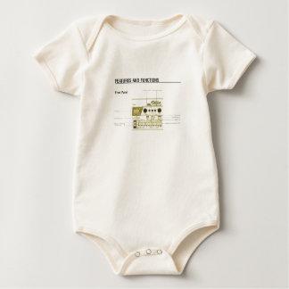 Drum Machine Baby Bodysuit