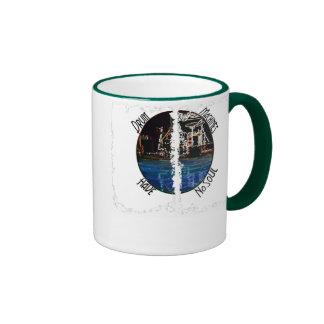 Drum Machines Have No Soul - Coffee Cup Ringer Coffee Mug
