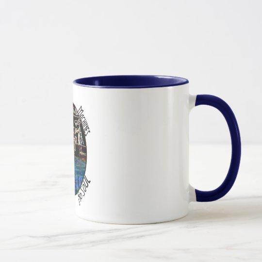 Drum Machines Have No Soul Coffee Mug