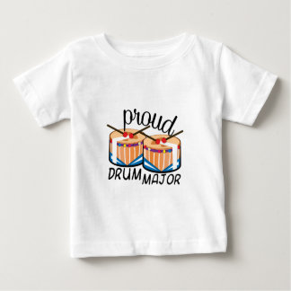 Drum Major Baby T-Shirt
