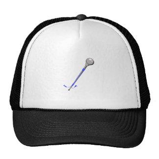 DRUM MAJOR BATON TRUCKER HAT