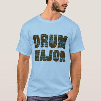 Drum Major Font T-Shirt