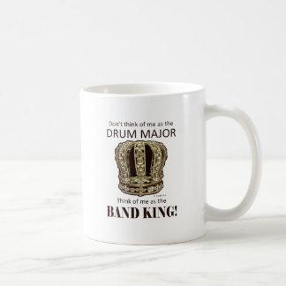 Drum Major King Coffee Mug