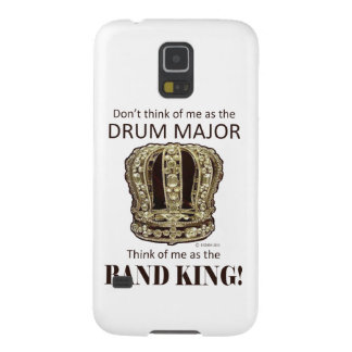 Drum Major King Galaxy S5 Cover