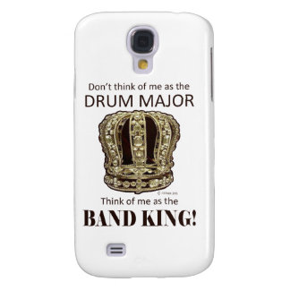 Drum Major King Samsung Galaxy S4 Cover
