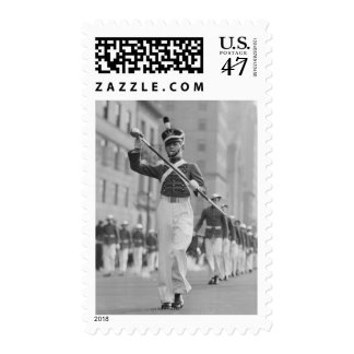 Drum Major Postage