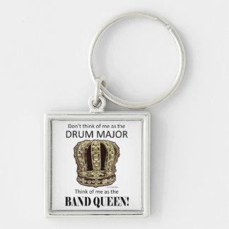 Drum Major Queen Key Chain