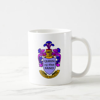 Drum Major Queen of the Band Coffee Mug