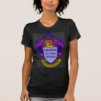 Drum Major: Queen of the Band Tee Shirt