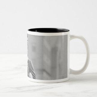 Drum Major Two-Tone Coffee Mug