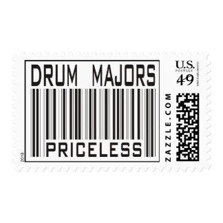Drum Majors Priceless Stamps