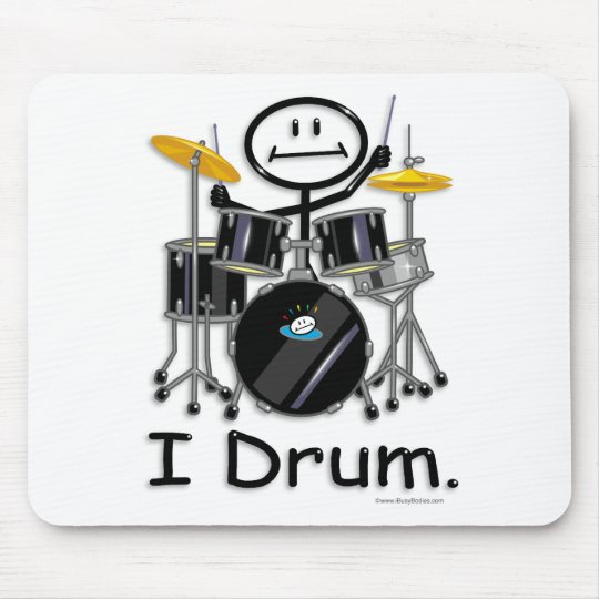 Drum Mouse Pad