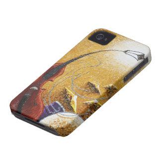 Drum 'n' Bass iPhone 4 Case-Mate Case