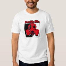 DRUM n BASS music Mafia drum and bass Tee Shirts
