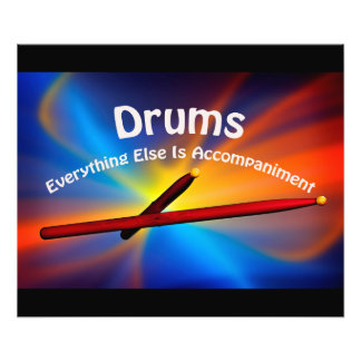 Drum Percussion Photograph Picture ADD YOUR TEXT