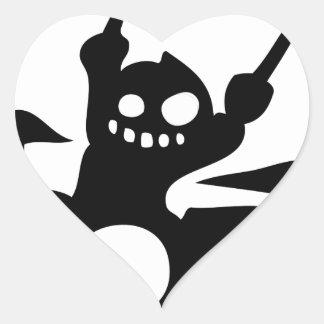 drum.png pegatina de corazon personalizadas