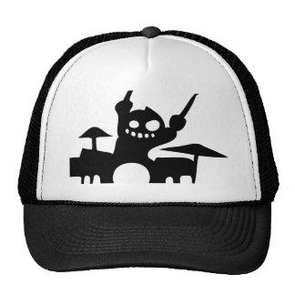 drum.png trucker hat