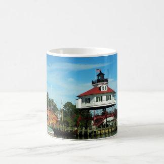 Drum Point Lighthouse Coffee Mug