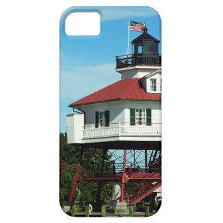 Drum Point Lighthouse Maryland iPhone Case