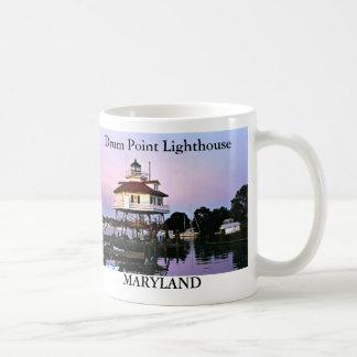 Drum Point Lighthouse, Maryland Mug