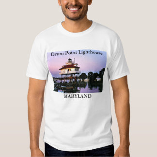 Drum Point Lighthouse, Maryland T-Shirt